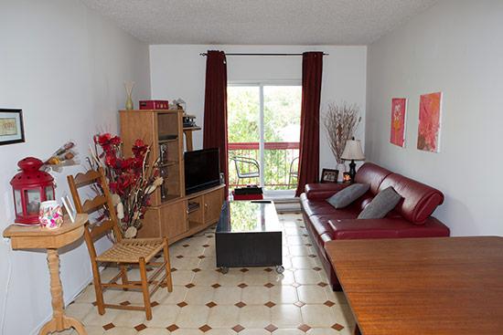 Leger, 1 bedroom apartment